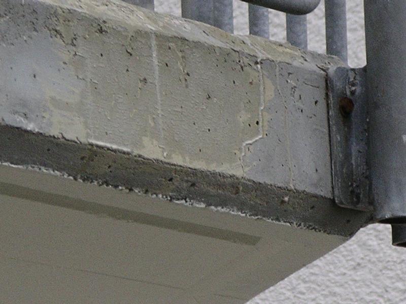Betonsanierung in Koblenz wird wichtig, wenn sichtbare Schadstellen auftreten.